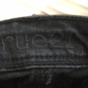 Rue 21 Mid Rise Ankle Jeggings
